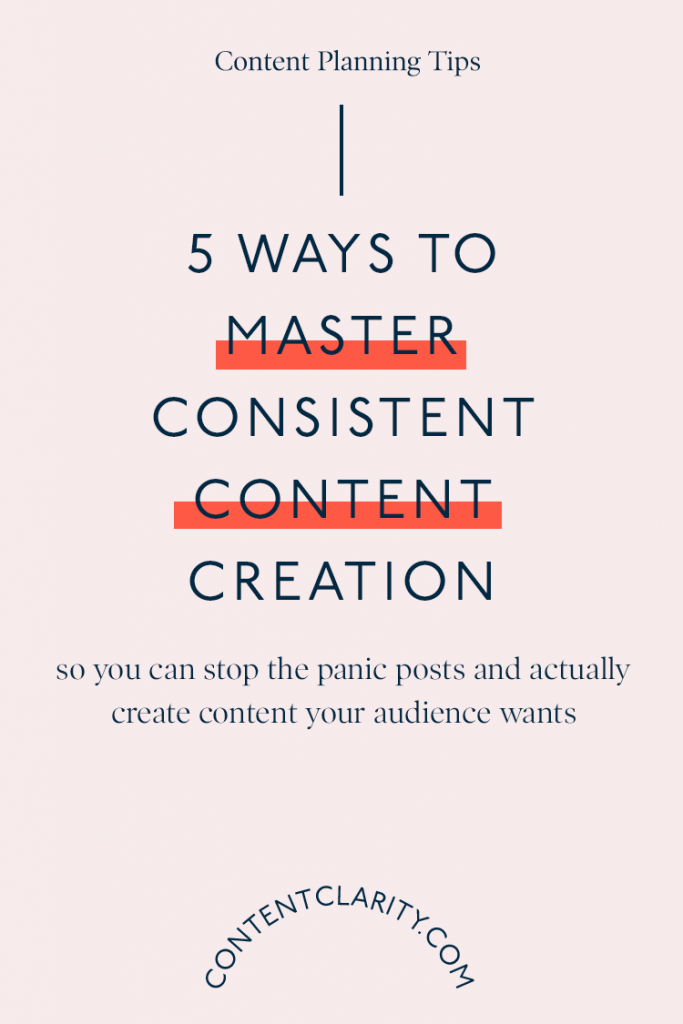 5-Ways-To-Master-Consistent-Content-Creation