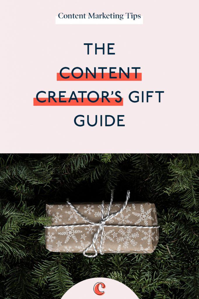 Content Creators Gift Guide
