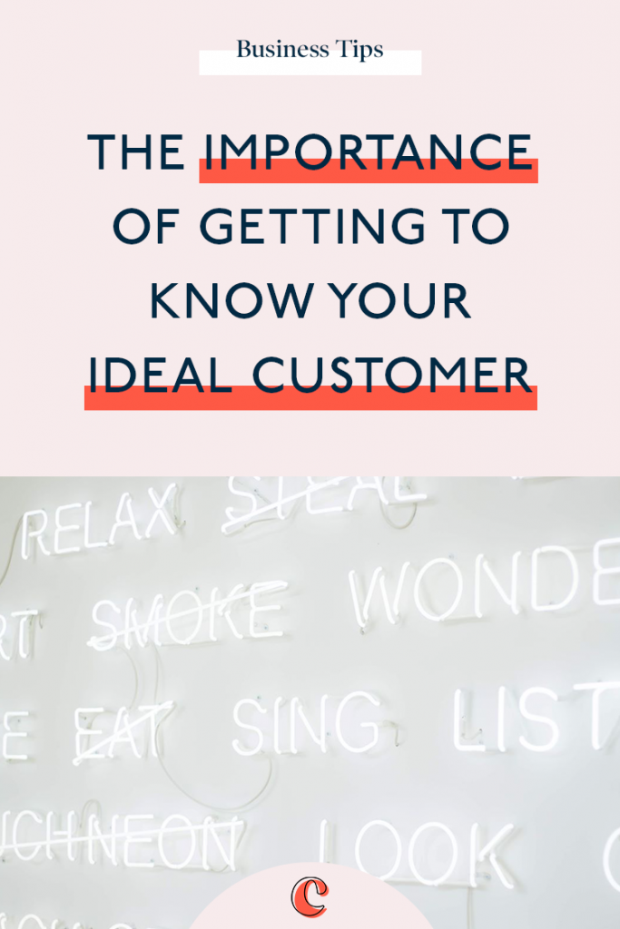 The importance of getting to know your ideal customer