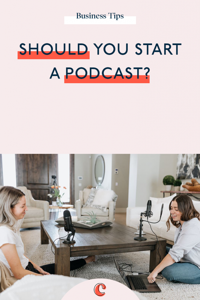 Should you start a podcast
