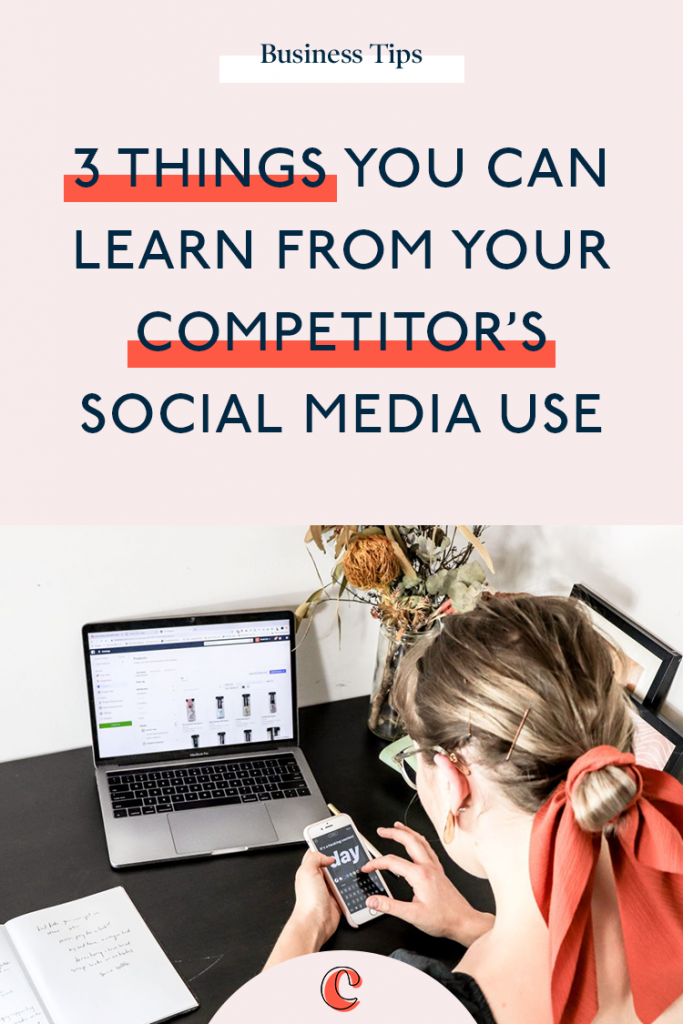 3 Things you can learn from your competitor's social media use