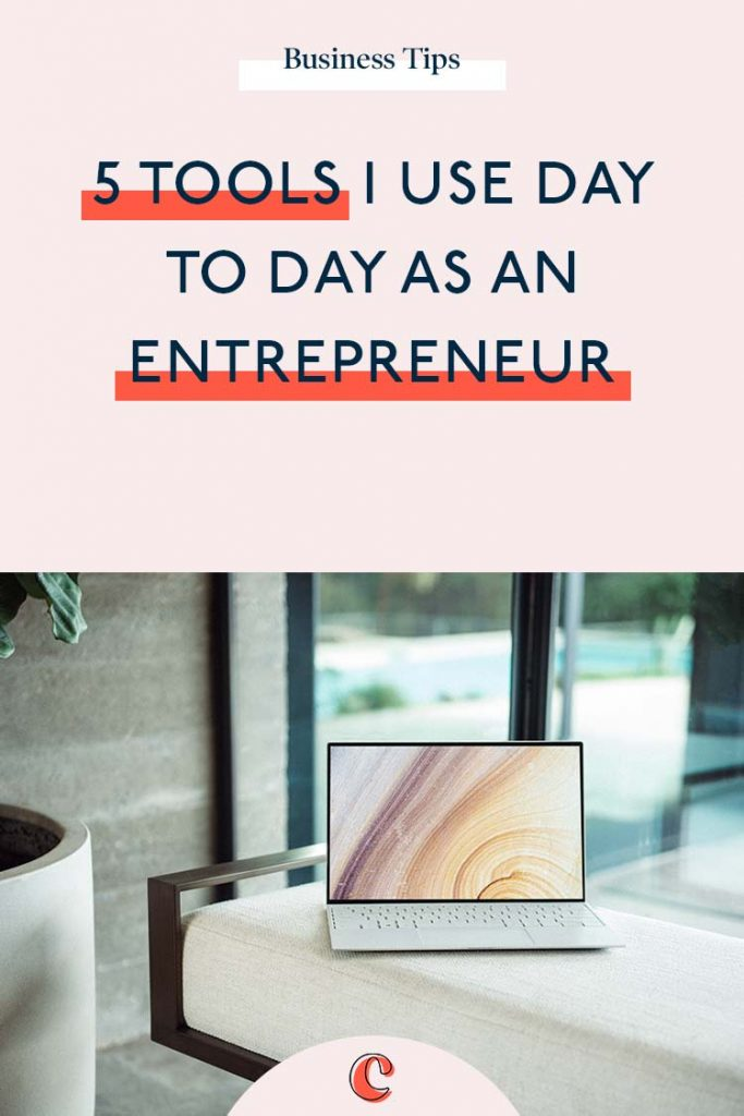 5 tools I use day to day as an entrepreneur | Content Clarity | Running your own business can leave you wearing many different hats. But to make sure you're working as efficiently as possible you can't do without a great set of reliable business tools to keep you sane. I'm going to tell you my 5 favourite business tools that I use every day (and can't do without!)