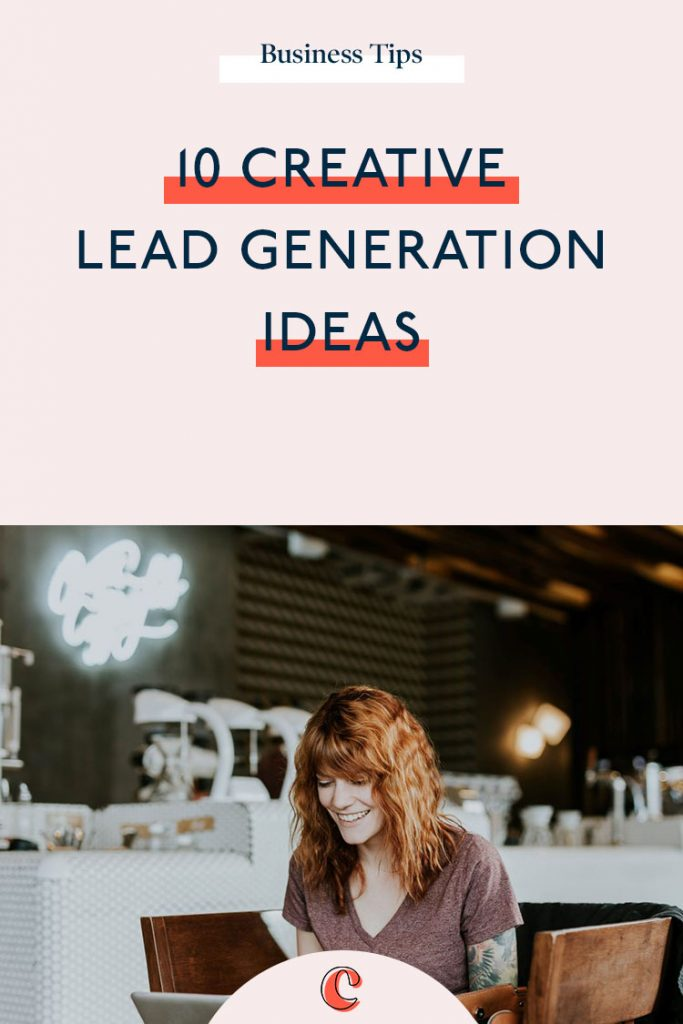 10 creative lead generation ideas   Content Clarity   For business owners, knowing how to generate leads consistently (and passively) can feel like the ultimate challenge. Especially if you're in a competitive market and it seems like everyone is offering lead magnets promising the world in exchange for that all important email address. So how can you stand out and have your ideal audience saying 'heck yes!' at your lead gen idea and have those email addresses consistently dropping into your sales funnel?