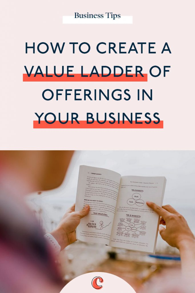 How to create a value ladder of offerings in your business | Content Clarity | When it comes to scaling your business, the first thing you need to address is your current offerings. Are you maximising your full potential by using a value ladder offer suite? Now I'm not going to 'jargon' you here. Let's just get clear on exactly what a value ladder is: